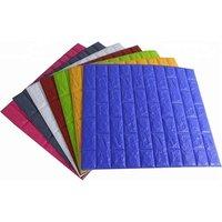 'Cheap Xpe Foam Wallpaper 3d Brick Wall Sticker Soundproof Ladrillos 3d For Home Decoration