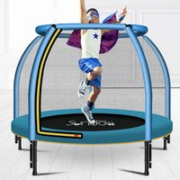 Popular kids bungee elastique pour  fitness trampoline with mat