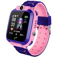 Fashion Girl Boy Student Smart Watch Children Kids Digital Wristwatch with SOS Calling Function