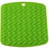 Custom Silicone Table Mat Trivet Mat Kitchen Heat Resistant Silicone Mat