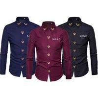 2019 formal man clothing 100% cotton wholesale mens dress shirts