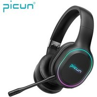 Video Game Stereo Bluetooth Games Earphone with Microphone Custom Gaming Headphones with Mic Mobile Wireless Gamer Headsets