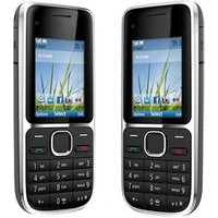 For Nokia Phone C2-01 second hand mobile phone C2 2.0