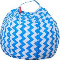 Factory price Custom durable Toy Buggy Toy Bag, OEM Large Kids Toy Storage Bag, 2019 Cheap Folding Stuffed Animal Storage Bag