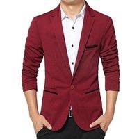 YSMARKET M-5XL Plus Size Mens Coat Wear To Wedding Club Party Korean Slim Fit Blazer Suit Jacket Casual Male Clothing E71169