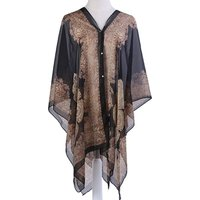 Fashionable Wholesale Chiffon Beach Cover Up For Women