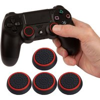 'Silicone Analog Thumb Stick Grips Cover For Playstation 4 Ps4 Pro Slim For Ps3 Controller Thumbstick Caps For Xbox 360 One