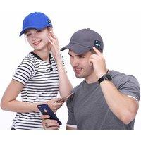 sport music Baseball Cap Wireless Bluetooth Smart  Headset Headphone Hat Speaker Mic flat panel Cap