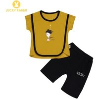 Cute Cheap Baby Infant Boy Summer Clothes Shorts Toddler Clothing Cloth Clothes Infant Baby Boy Outfit Sets
