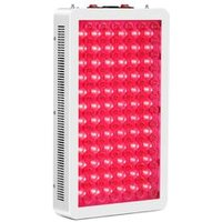 SGROW VIG750 Anti Aging Pain Relief 750W 660nm 850nm Red Infrared LED Light Therapy Panel