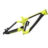 New design 26 inch alloy downhill bike frame