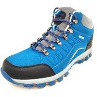 China outdoor waterproof hiking shoes boots men women for climbing