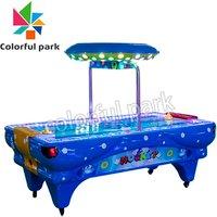 Colorful Park Hockey Table Air Hockey Game Arcade Game Machine