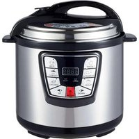 6L=1000W multifunction electric pressure cooker