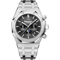 2019 New Design Luxury Watch with Minimalist Style wrist stainless steel watch for men