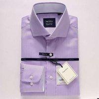 New Designs Custom 100% cotton Business Long Sleeves Dress Shirt