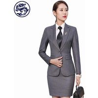 Ladies Popular Office Uniform Designs for Women Blazer Uniforms