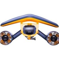 New Cool Adult Water Sports Mini Portable Electric Diving Seadoo Sea Scooter, Sublue Whiteshark Mix Underwater Diving Scooter
