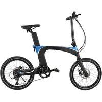 36V 250W 20 Inch tyre 7.8Ah Battery Carbon fiber frame and front fork Folding Ebike E bike
