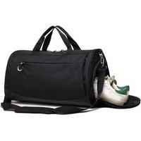 Packable Outdoor Sports Bag Wet Pocket Travel Duffel Bag Men Women