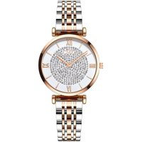Women Watch Fashion Luxury Dress Watches Stainless Steel Mesh Band Quartz Wristwatch YS19