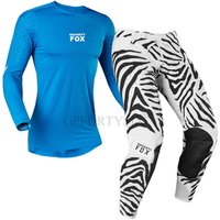 2019 Naughty Fox Motocross Racing Suit Pants and Jersey Combos Motorcycle Moto Dirt Bike MX ATV Gear Set Retro Limited Edition