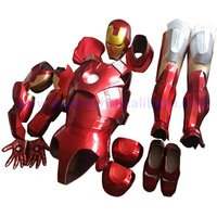 Marvel Avengers Superhero Cosplay ironman costume suit armor adult for sale