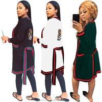 MT32-6031 new design women cardigan sweaters loose women cardigan sweaters striped cashmere sweater