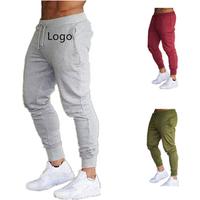 Mens Custom Running Crossfit Sports Gym Compression Jogger Sweat Yoga Trousers Pants