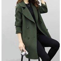 New design autumn trench coat fashion winter women coats