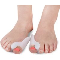 Soft Gel Material silicone Pain Relief bunion toe separator for hallux valgus