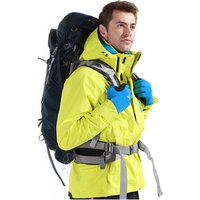 OEM out-door Soft Shell waterproof windproof breathable sport fitness hiking jacket for men