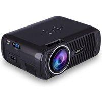 UHAPPY U80 Plus LCD 1000 Lumens Home Theater HD 1080P Mini Projector, Android 6.0, Bluetooth V4.0, Wifi, Support HDMI / VGA / AV