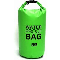 'Outdoor 5/10/15/20/25/30l Pvc Waterproof Dry Bag Durable Lightweight Diving Floating Camping Hiking Backpack Swimming Bag