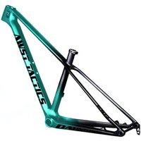 27.5er MTB carbon frame 650B Cycling mountain bike UD mtb frame mountain bike 29 bicycle parts carbon axle 142*12