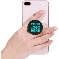 Wholesale Custom Popsocketed Pops Socket Phone Grip Stand Holder with Logo