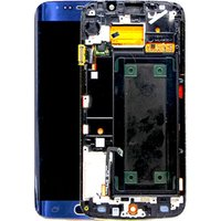 Wholesale price mobile lcd screen For Samsung S6 edge lcd for samsung galaxy s6 edge Lcd Display Touch Screen Digitizer Assembly