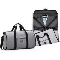 OEM Custom Log Gym Bag Duffle Bag Suit Storage Bag