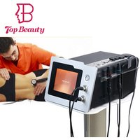 indiba tecar physotherapy back pain relief machine