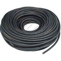 DreiTec H07RN-F 3 x 1,5 mm² black Netzkabel