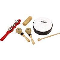 Nino Small Percussion Set Percussionset