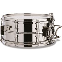 "Sonor Professional Line Steel Marching Snare Drum 14"" x 6,5"" Kleine"