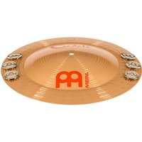 "Meinl 14"" Candela Percussion Jingle Bell Effekt- & Stack-Becken"