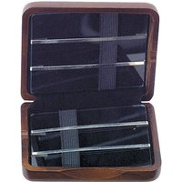 Arnolds & Sons Clarinet Reed Case, mahagoni Blattetui