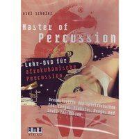 AMA Master of Percussion DVD