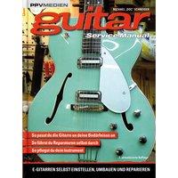 PPVMedien Guitar Service Manual Ratgeber