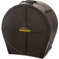 """Hardcase Marching Bass Drum Case 20"""" Marchingbag"""