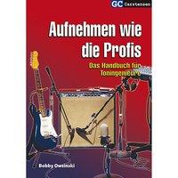 Carstensen Aufnehmen wie die Profis Technisches Buch