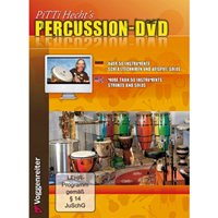 Voggenreiter PiTTi Hechts Percussion-DVD DVD