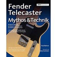 PPVMedien Fender Telecaster Mythos & Technik Biografie